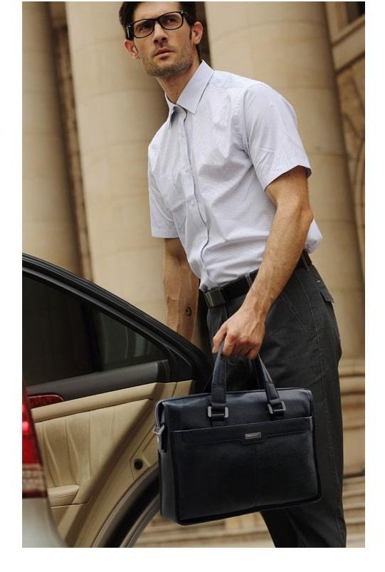 Túi xách da thật